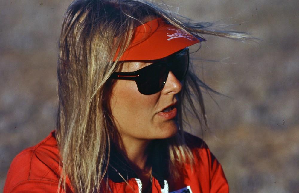 Carolinda Witt- pilot Virgin hot-air balloon